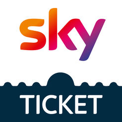 sky ticket samsung tv