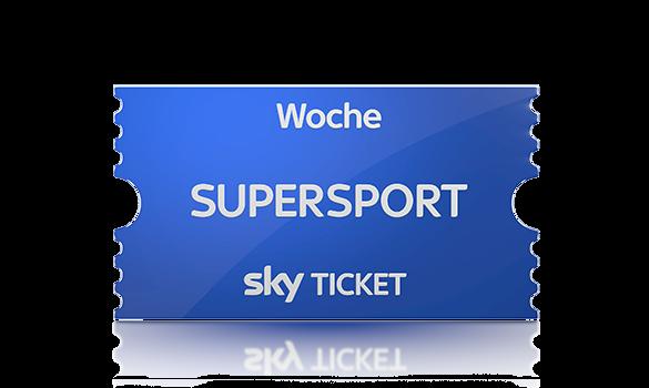 Sky Sport Wochenticket