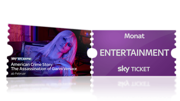 Sky Entertainment Monatsticket
