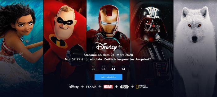 Gehört Marvel Zu Disney